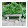 緑の背もたれのシート