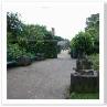 ローズ・ウォーク 松庭園 睡蓮の池 キッチンガーデンなどの入り口。