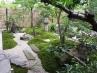 それぞれのお部屋から見渡せる中庭