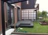 ウッドデッキと目隠しを中心としたお庭の快適化工事 施工例