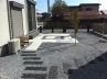 広いお庭をモノトーンに抑えモダンにデザイン 施工例
