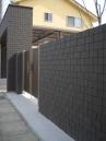 モダンで高級感のあるタイル仕上げ 施工例