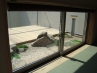 和室からの坪庭  施工例4