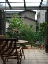 ガーデンルーム『ZIMA』とガーデンテラス