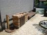 ■お庭の模様替え リガーデン工事 施工例4