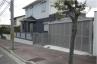 ゲート付き車庫のあるエクステリア計画 施工例1