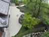 和風庭園  白砂利とタマリュウと景石の世界