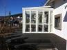 庭テラス  ウッドデッキ仕様+サンルーム(第二のリビングルーム)