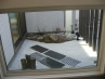 シンプルな和モダンの坪庭