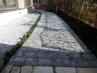 自然石に負けない質感を持つスタンプコンクリート