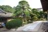 京都の寺院をイメージした和風庭園