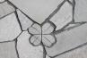 ■さりげなく四葉のクローバーのワンポイント 施工例3
