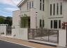 戸建て住宅プラン クローズド外構工事  施工例