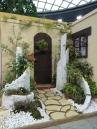 癒しの庭。日の出ガーデンさんの作品。入賞作です。