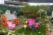 第16回国際バラとガーデニングショウ:不思議の国のアリスの庭