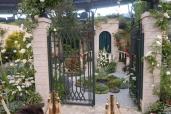 第16回国際バラとガーデニングショウ:モナコ公国王妃 グレースケリーの庭