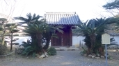 初春の遠州名園巡り25:鷲津の本興寺