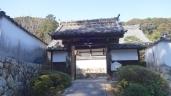 初春の遠州名園巡り26:鷲津の本興寺