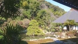 初春の遠州名園巡り28:鷲津の本興寺