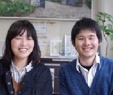 土山さんと杉田さん