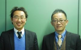 武田さんと青木さん