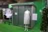 既に公開されてますが、女優の杏さんを起用したCMで使われた衣装やサインも展示されてました。CM、TVで見ましたが、とても良い雰囲気でしたねえ。