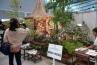 仙台の植新緑化ブース。こちらも人気が高かったです。