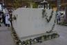 そして、3つめのモデルガーデンのテーマは、「理想の庭」。外から見ると、塗り仕上げにモザイクタイルをあしらったナチュラルモダンテイストのウォールですが…