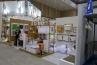 関西のエクステリア工事専門店 そとや工房も、オリジナルブランド ジューシーガーデンのアイテムを展示していました。