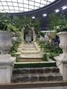 ローズエスカリエ。群馬県の隆盛工業さんの作品。入賞作です。エスカリエはフランス語で階段の意とのこと。