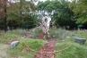 テーマガーデン部門 B-3 レオン クルーゲさんの作品 「子どもの目線で」 。南アフリカの方。立体的な庭園作りが得意とのこと。 / / /