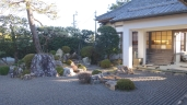 初春の遠州名園巡り19:金指の実相寺