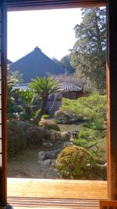 初春の遠州名園巡り35:鷲津の本興寺