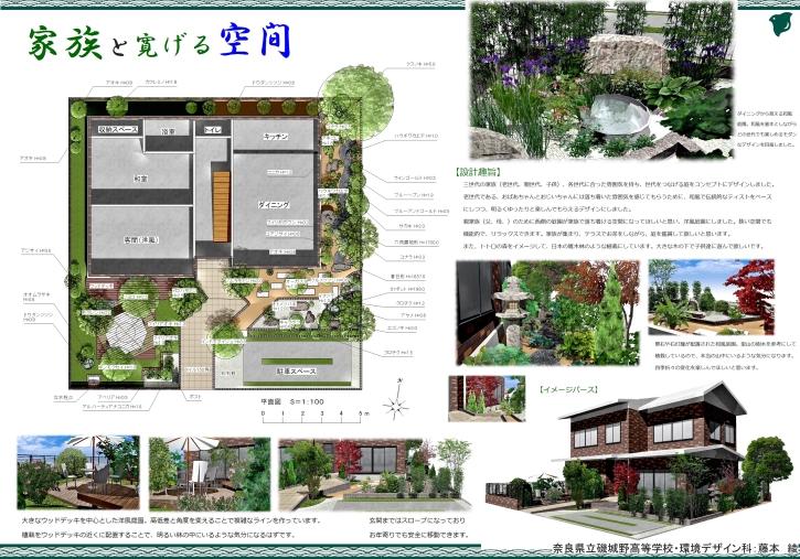 オーセブン・デザイン・コンテスト最優秀作品「家族と寛げる空間」