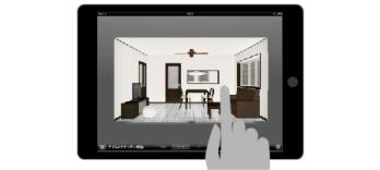 間取り&3D室内空間作成「FigerPlan フィンガープラン」