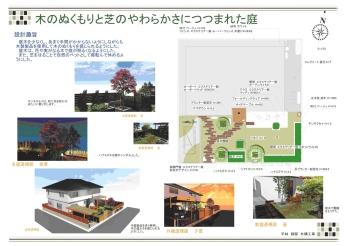 入選作品:京都府立農芸高等学校 環境緑地科 平林凌様
