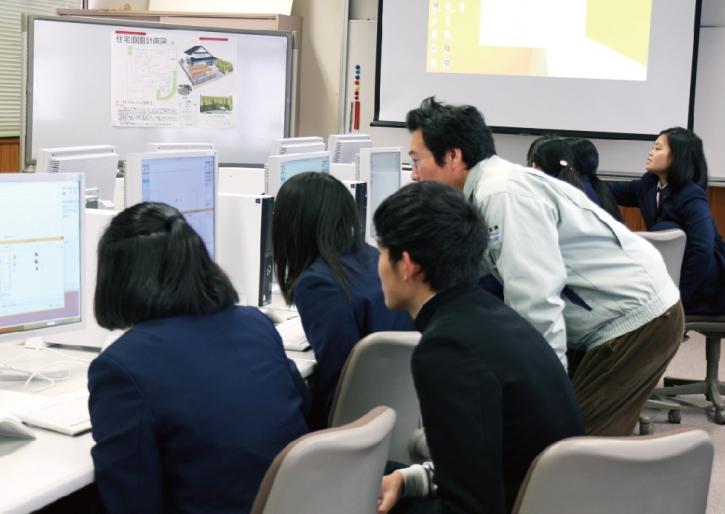 3D空間が苦手な生徒も楽しく学べる操作性