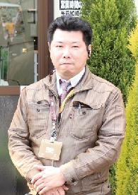 株式会社リックコーポレーション 寺下さん