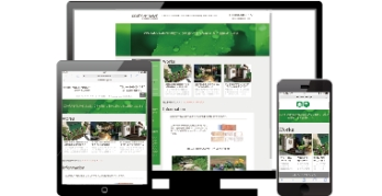 ホームページ制作サービス「ガルテン・ブログ」