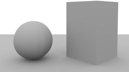 天空光(環境光)の計算あり 橘仕様