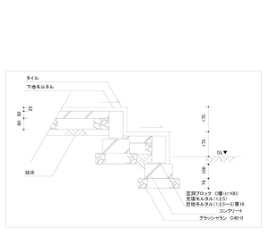 自動作成で授業をサポート「断面図・詳細図自動作成」