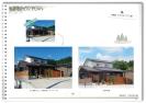 建物と調和したセミオープンの和モダン外構