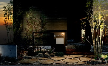 夜を彩る照明計画