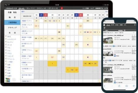 クラウド型業務ソフト「e-Board」