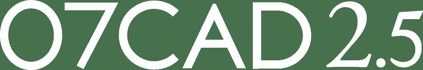 エクステリア造園CAD 「07CAD オーセブンキャド」