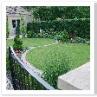 この庭 時間が経つと きっときれいになりますね。