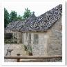 新しい家も コッツウォルズスタイルでなければ 販売できない。