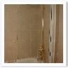 シャワー水洗金物 ゴールドって豪華にみえます。ちゃんと機能しました。