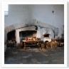 大食漢のヘンリー8世の台所。800人の食事が用意できる大きさ。