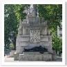 戦車隊の記念碑